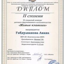 Габдулханова Л.